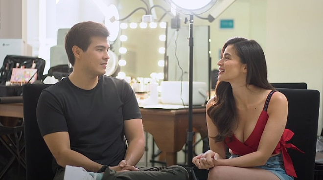 'Who made the first move?' Anne Curtis and Erwan Heussaff answer in '1-on-1 with ErwAnne'