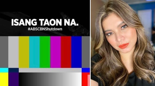'Ang sakit ay hindi lilipas': Angel Locsin pens poem one year after ABS-CBN shutdown