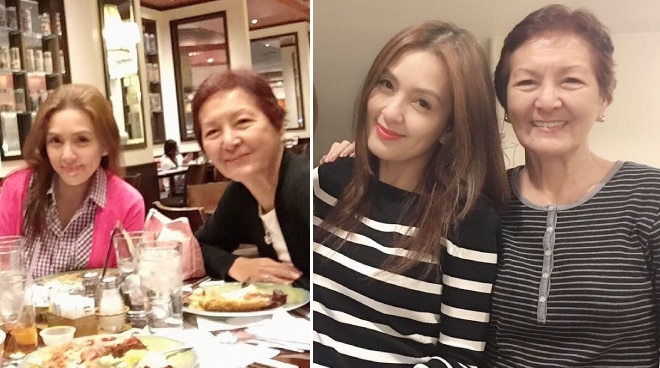 Jean Garcia shares tribute for her late mom Sandra Garcia: 'Please forgive me for all my shortcomings'