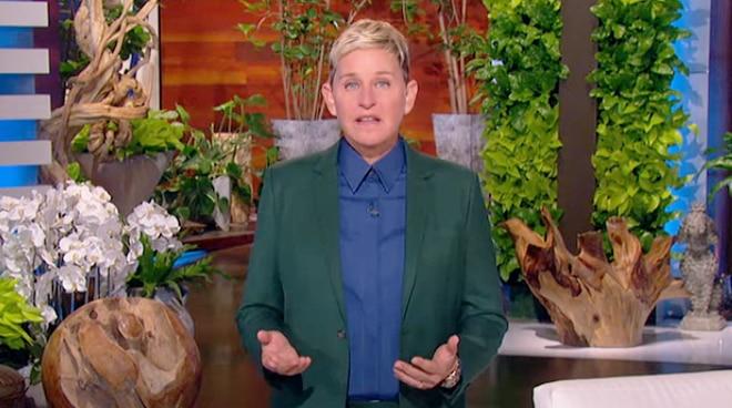 'It's the start of a new chapter': Ellen DeGeneres announces daytime show is ending
