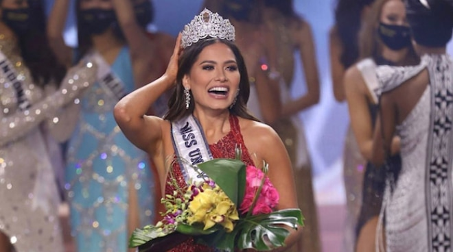 Get to know Miss Mexico Andrea Meza, the new Miss Universe