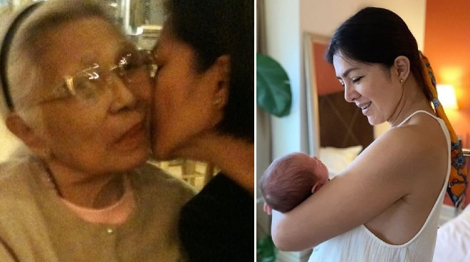 Alice Dixson recalls mother's sacrifices as she becomes a parent herself