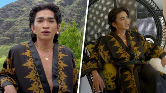 WATCH: Fil-Am personality Bretman Rock gives a tour of his three-storey mansion in Hawaii