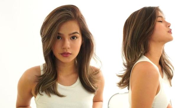 LOOK: Maris Racal debuts new hairstyle