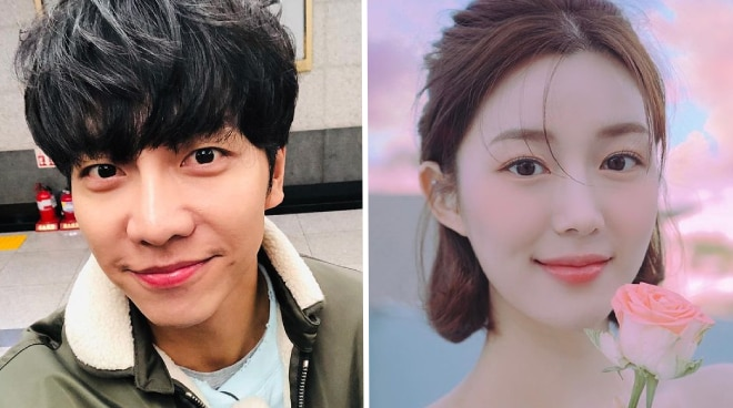 South Korean stars Lee Seung-gi and Lee Da-in reportedly in a relationship