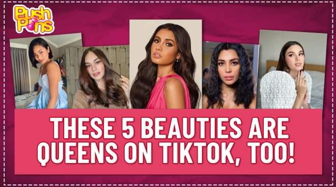 These 5 beauties are queens on TikTok, too! | Push Pins