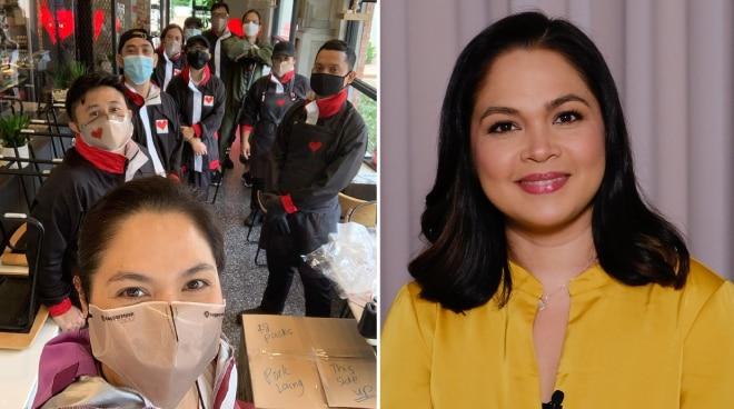 Judy Ann Santos on keeping all her employees during the pandemic: 'Kung walang kikitain okay lang'