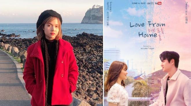 Kristel Fulgar fulfills dream of directing Filipino-Korean series