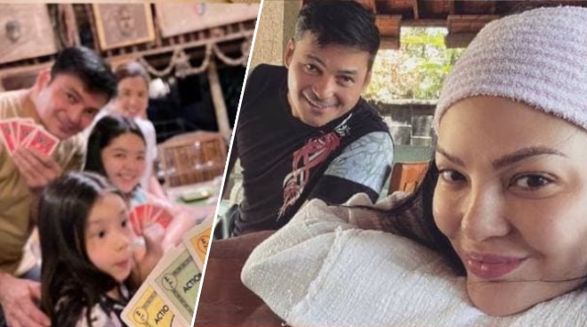 WATCH: KC Concepcion shares tender moments with dad Gabby, siblings during her birthday celebration in Batangas