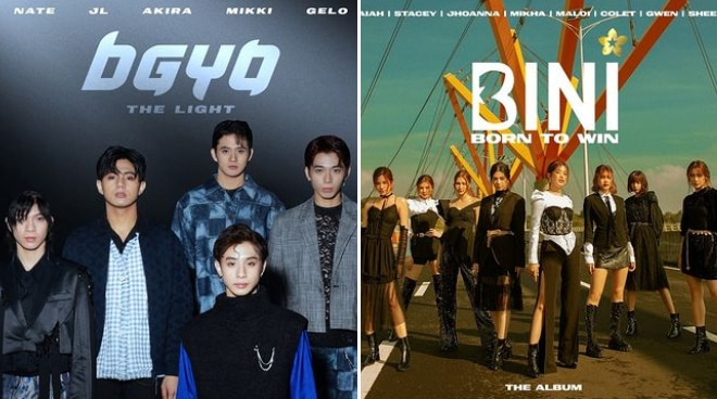 BGYO and BINI to drop new albums in October