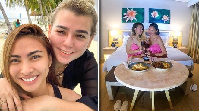 Miss Universe Philippines Beatrice Luigi Gomez receives sweet message from her girlfriend