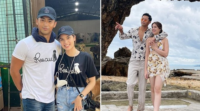 Enzo Pineda posts heartfelt message for Michelle Vito on her birthday