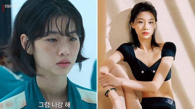 'Squid Game' star Jung Ho-yeon becomes most followed Korean actress on Instagram