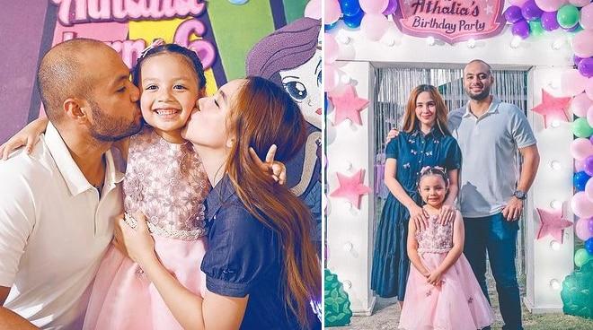 Empress Schuck celebrates daughter's 6th birthday in Zamboanga