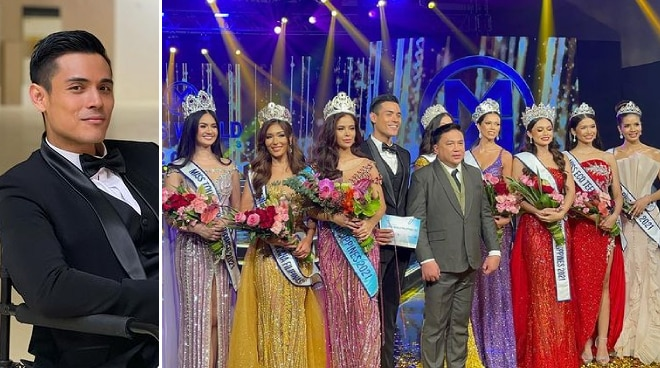 Xian Lim commends candidates of Miss World Philippines after 6-hour long coronation night