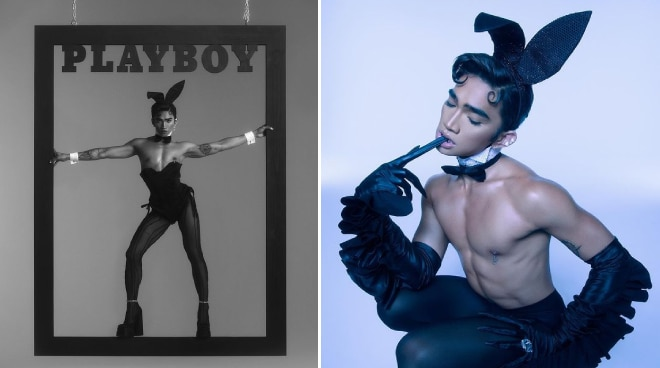 Bretman Rock unfazed by criticism over Playboy cover