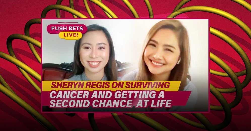 Sheryn Regis on surviving cancer and getting a second chance at life | PUSH Bets Live