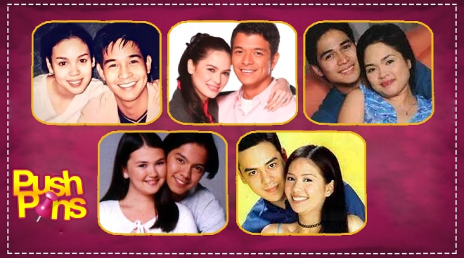 THROWBACK: Unforgettable love teams through the years Part 2 | Pushpins