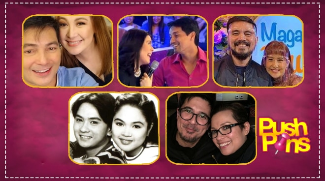 THROWBACK: Unforgettable love teams through the years Part 1 | Pushpins