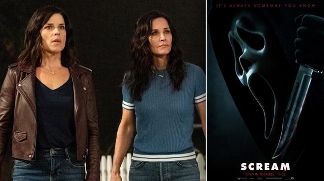 Courteney Cox, Neve Campbell return in new 'Scream' installment
