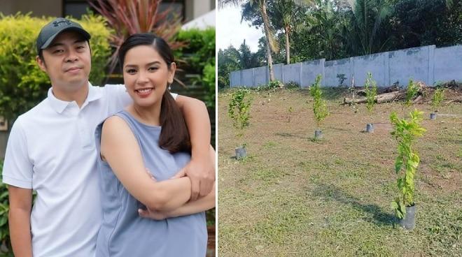 TINGNAN: Neri Naig, dahan-dahan nang natutupad ang kanyang 'dream farm'