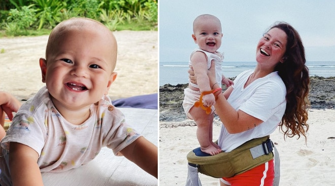 Andi Eigenmann's 'sunshine boy' Koa turns nine months old