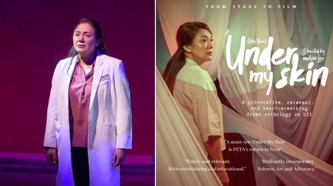 Cherry Pie Picache stars in HIV awareness-themed play 'Under My Skin'