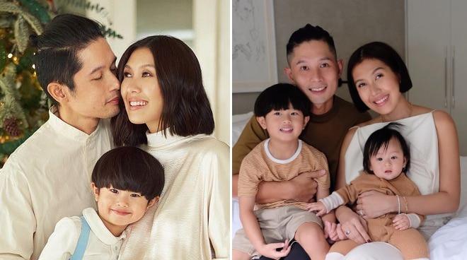 Liz Uy, husband mark first wedding anniversary