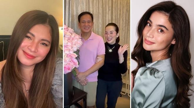 Celebrities react to Kris Aquino's engagement