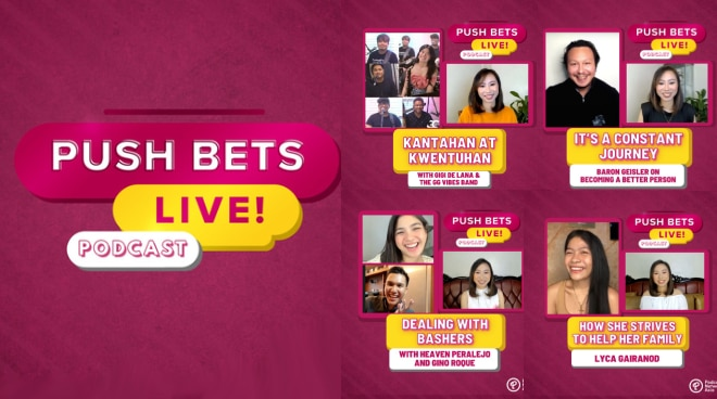 PUSH Bets Live is now available on podcast