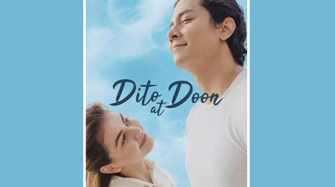 'Dito at Doon' premieres on Netflix