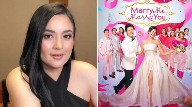 Sunshine Dizon on working in her first kapamilya series 'Marry Me Marry You': 'Nakakakilig!'