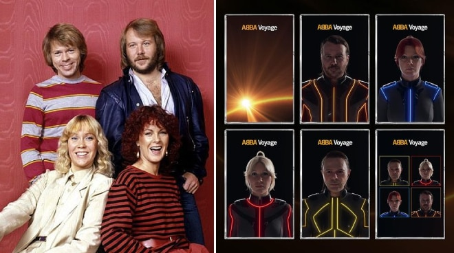 Swedish pop band ABBA releases new album after 40 years