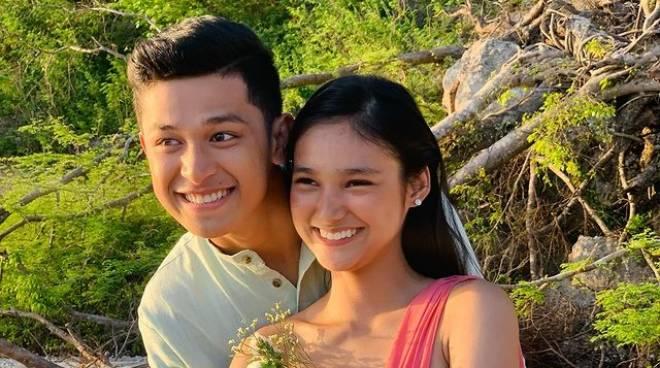 Aljon Mendoza and Karina Bautista reveal the first time they ever said 'I love you'