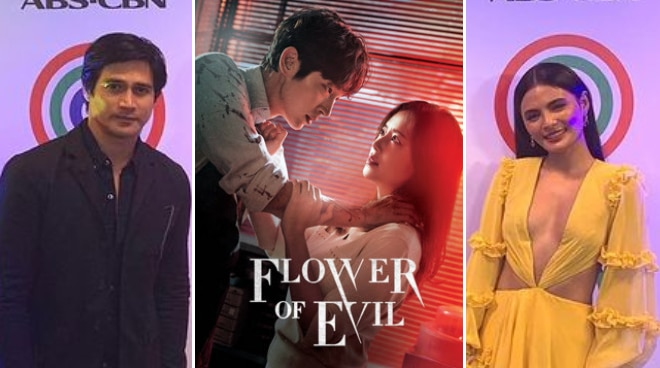 Piolo Pascual and Lovi Poe to star in PH remake of Korean drama 'Flower of Evil'