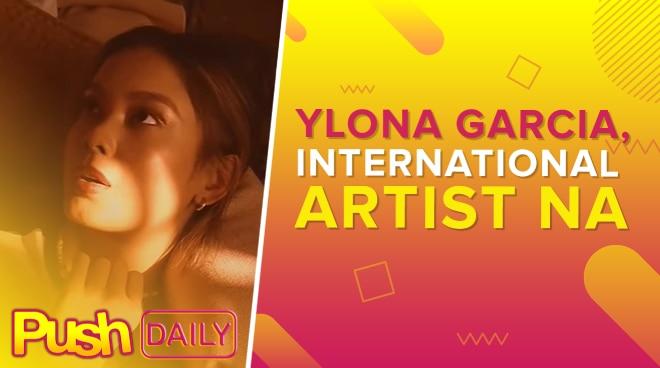 Ylona Garcia, international artist na | PUSH Daily
