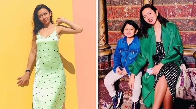 LOOK: Beauty Gonzalez enjoys Paris with daughter Olivia