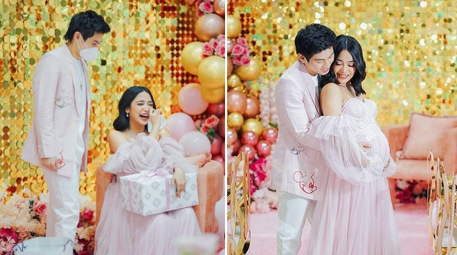 LOOK: Scenes from Riva Quenery's second baby shower