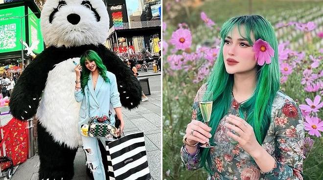 LOOK: Arci Munoz enjoys Hollywood and New York City