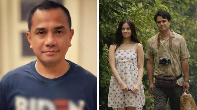 Yam Laranas talks about directing Jao Mapa for the first time: 'I'm so glad that he's part of the movie'
