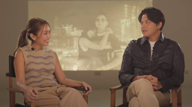 KathNiel happy about fans' reaction to their 10th year anniversary documentary