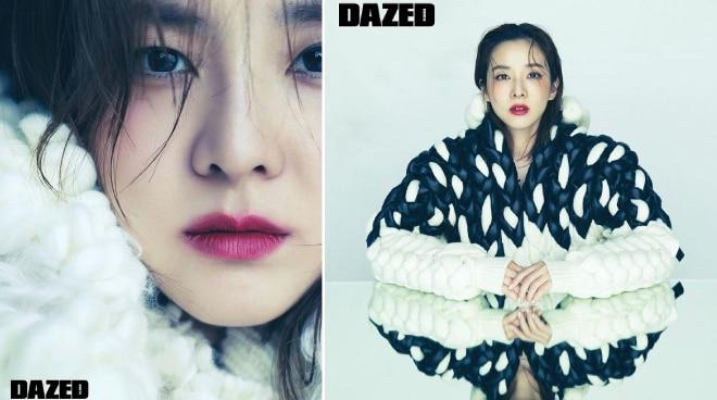 LOOK: Sandara Park poses for fashion editorial in 'Dazed Korea'