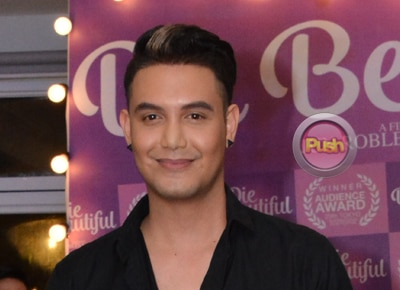 Paolo Ballesteros says he will support daughter's artistic side