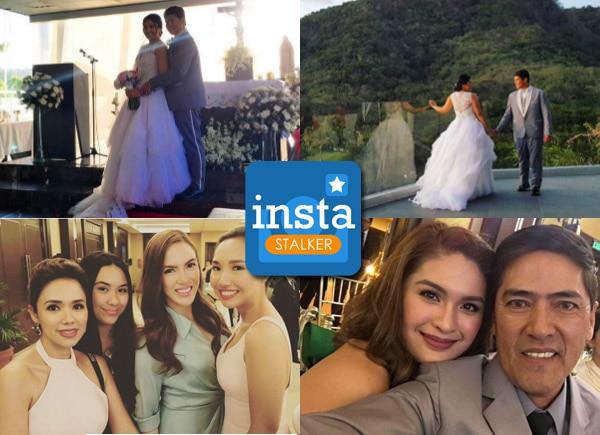 Instastalker: Vic Sotto's daughter Paulina gets married