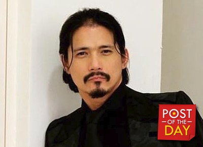 Robin Padilla warmly welcomes 2017