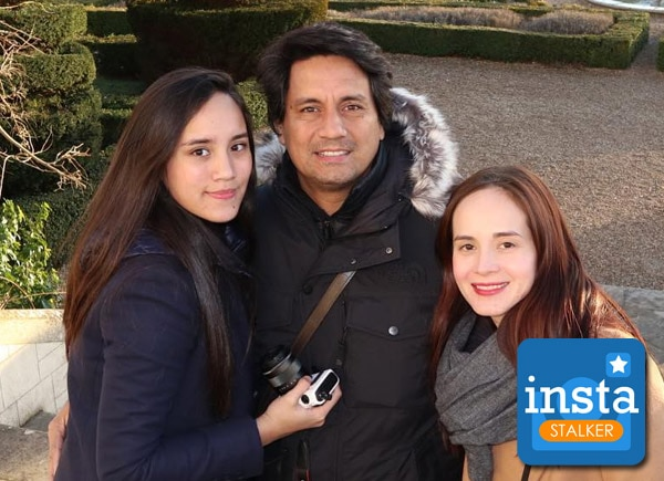 InstaStalker: Gomez family's fun UK trip