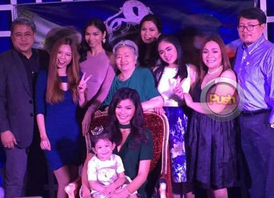 2016 Miss Universe PH Maxine Medina's family gives messages of support