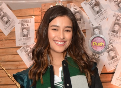 Liza Soberano gets a surprise birthday party