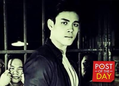 "LOOK: Xian Lim stars in action movie ""Corpus Delicti"""