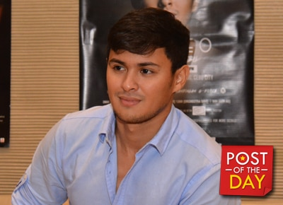 LOOK: Matteo Guidicelli learns how to cook